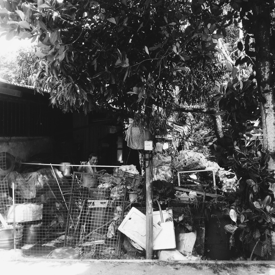 A Typical Kampong House