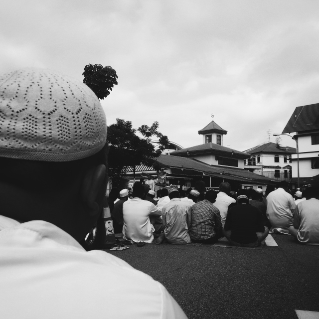 Aildilfitri Prayers
