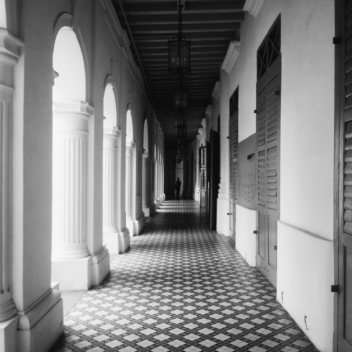 Old SJI Corridor