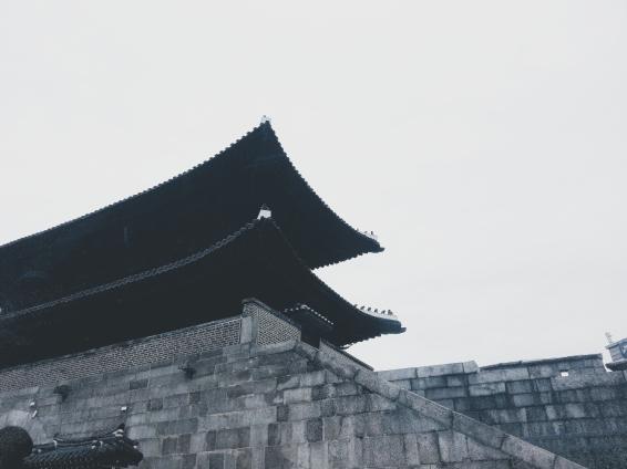 Gate Entrance at Dongdaemon