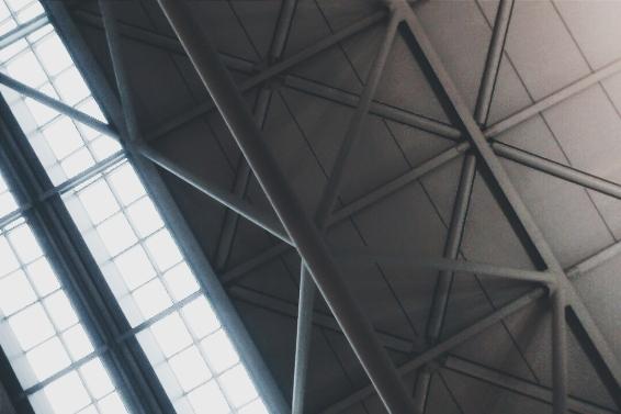 Incheon Airport Roof